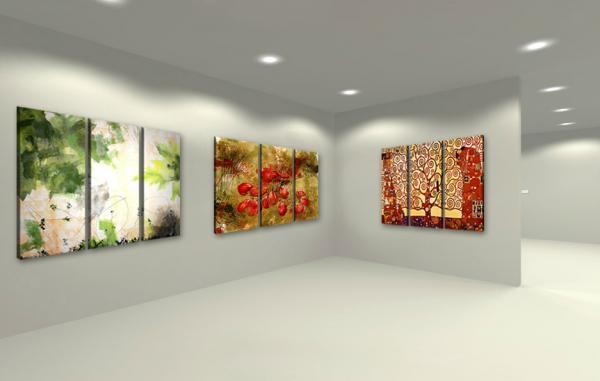 Stampe su tela una passione che ci distingue visita la for Amazon quadri moderni astratti